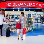 DANZKA Vodka airport promotion in rio