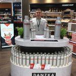 DANZKA airport promotin in Basel