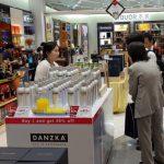 DANZKA airport promotion busan