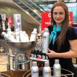 DANZKA airport promotion Chisinau