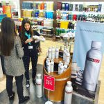DANZKA vodka airport promotion chisinau