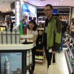 Danzka airport promotion domodedovo