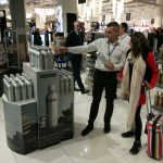 DANZKA airport promotion moscow