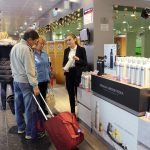 DANZKA aiport promotion in Kiev