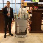 DANZKA airport promotion sheremetyevo
