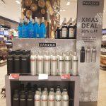 DANZKA airport promotion sydney