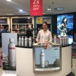 DANZKA airport promotion in Argentina