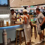 DANZKA vodka airport promotion antalya