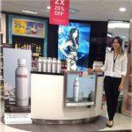 DANZKA airport promotion in Bueons Aires Ezeiza
