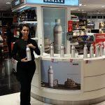 DANZKA airport promotion Sao Paulo