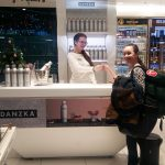 DANZKA vodka airport promotion pulkovo