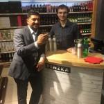 DANZKA Promotion Sheremetyevo